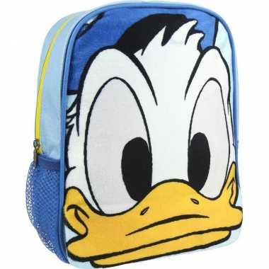 Disney donald duck school rugtas/rugtas voor peuters/kleuters/kinderen