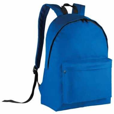 Kinder rugtas blauw 20 liter