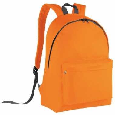 Kinder rugtas oranje 20 liter
