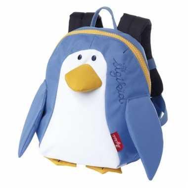 Kinder rugtas pinguin